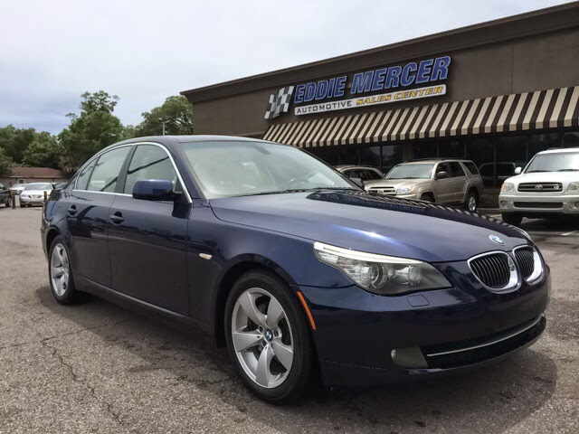 Click to see our 2008 BMW 528i Sedan!