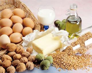 ngũ cốc, thực đơn giảm cân
