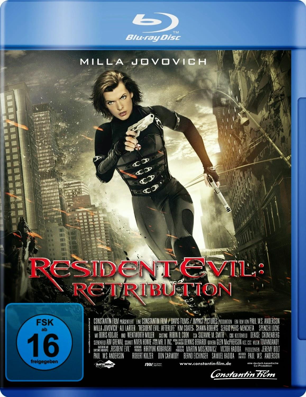 Resident Evil Retribution (2012) : ผีชีวะ 5 สงครามไวรัสล้างนรก