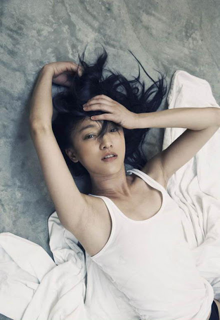 Celeb Actress and Singer Zhou Xun