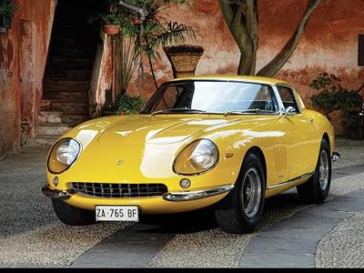 7 Tipe Mobil Ferrari Terbaik Di Dunia