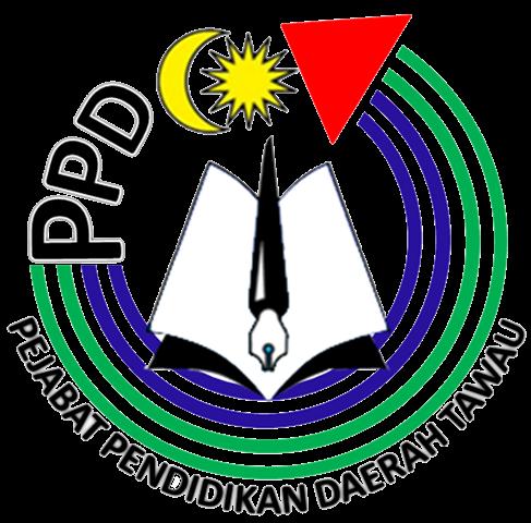 Pejabat Pendidikan Daerah Tawau Sabah Logo Collection