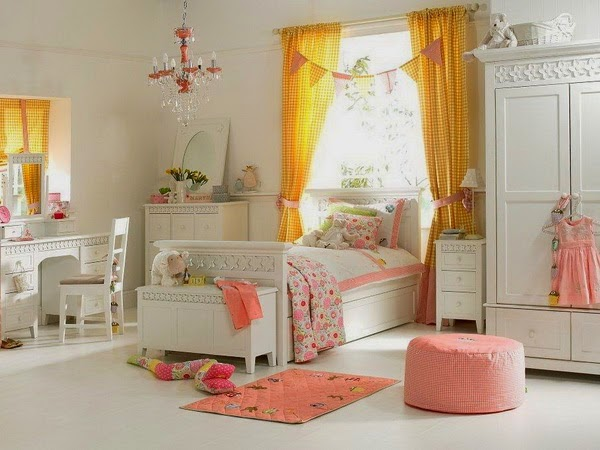 Chambre Simple Fille  Inspiration de chambre simple pour fille id?e
