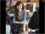biodata intani ayu profil intani ayu idol cantik foto idol cantik Intani ayu masuk 15 kontestan top 15 show indonesian idol