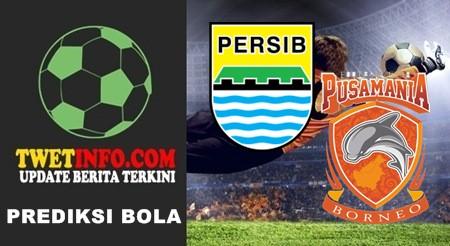 Prediksi Persib vs Pusamania Borneo, Piala Presiden 26-09-2015