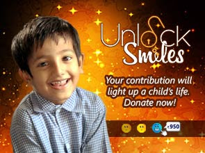 Unlock Smiles and Donate
