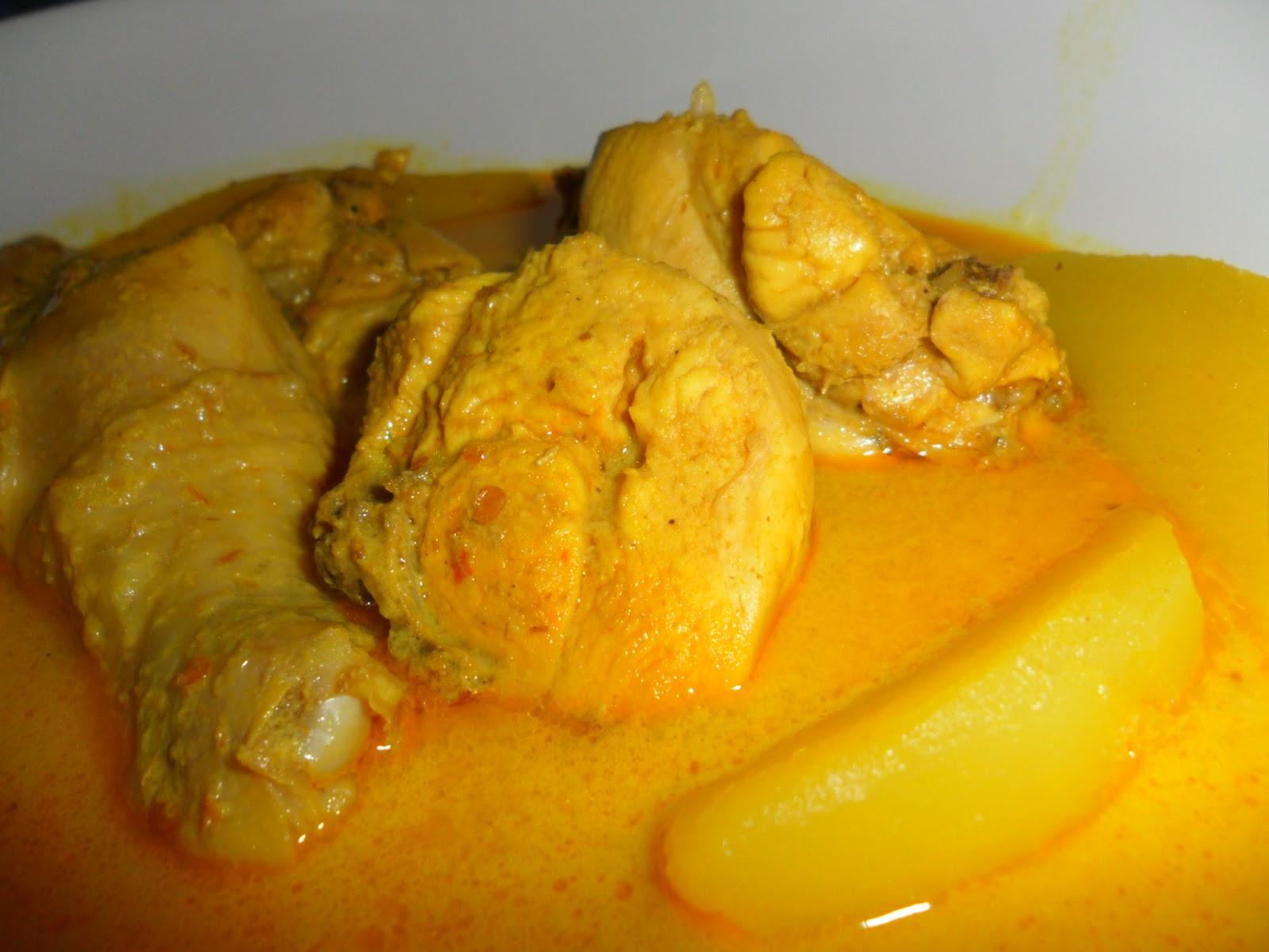 Masak Lemak Cili Api Negeri Sembilan Ayam Ayam Masak Lemak Cili Api