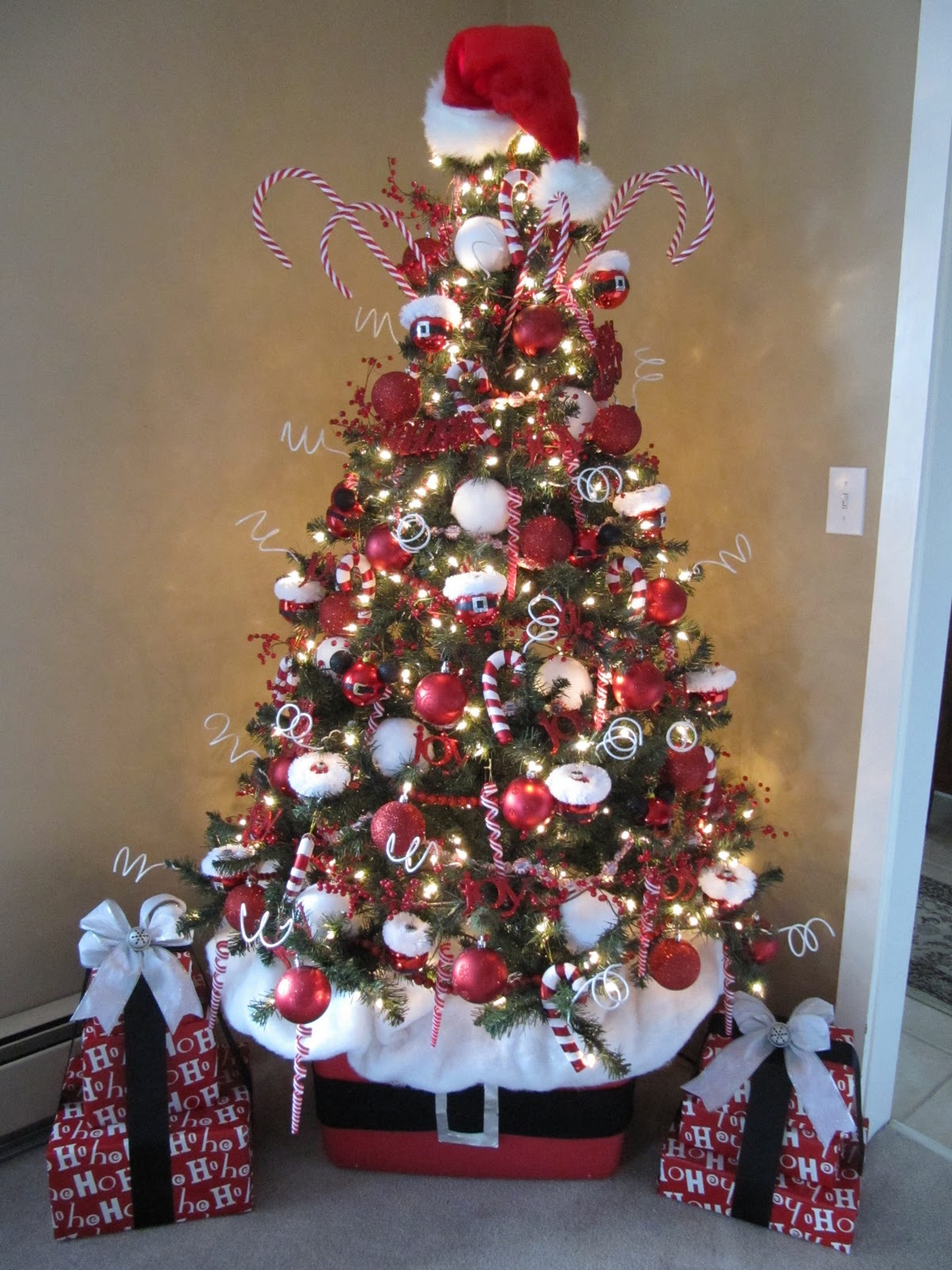 tips for us how to decorate a christmas tree