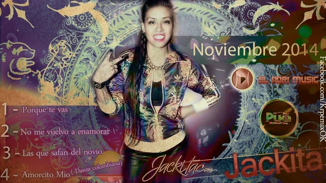 Jackita - Difusion (x4) - (Noviembre 2014)