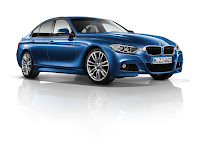 2013 BMW 3-Series Sedan (F30) Exterior M Sports Package Official photo image media press