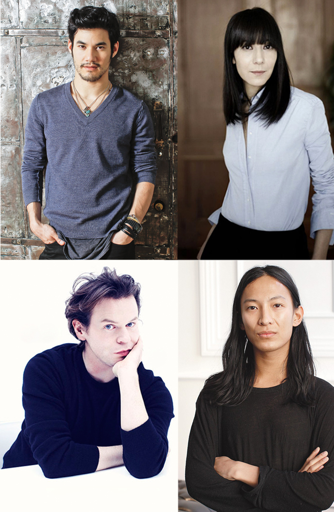 Balenciaga creative director list  / Joseph Altuzarra / Bouchra Jarrar / Christopher Kane / Alexander Wang / fashion news / fashioned by love british fashion blog