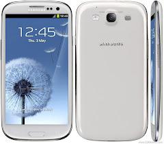 5 Ponsel Android Terbaik 2012 Samsung Galaxy S3