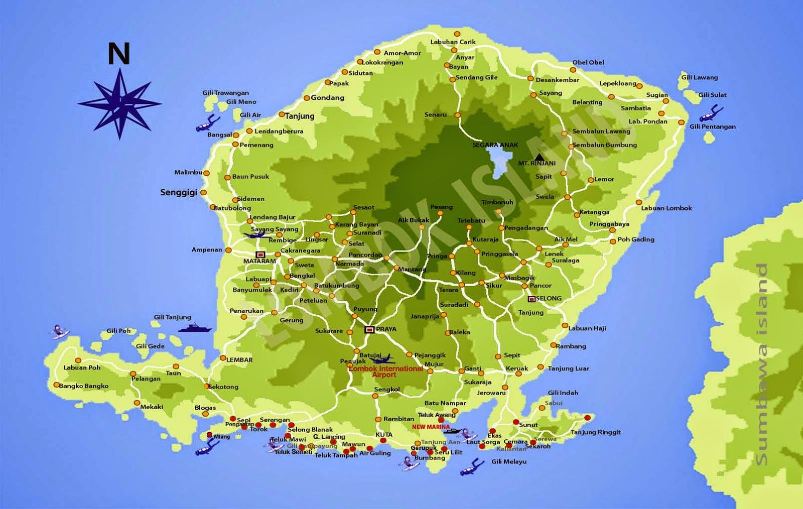 Percutian ke Lombok: Sebelum Berangkat