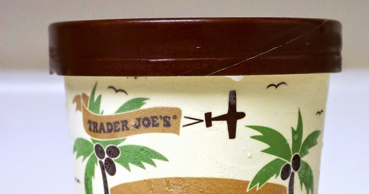 Trader Joe S Frozen Coconut Dessert With Chocolate