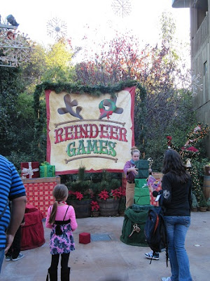 Disneyland Christmas Big Thunder Ranch
