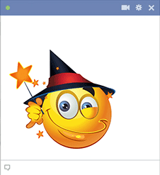 Witch Emoticon