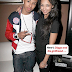 Diggy Simmons kissing hisnew Girlfriend