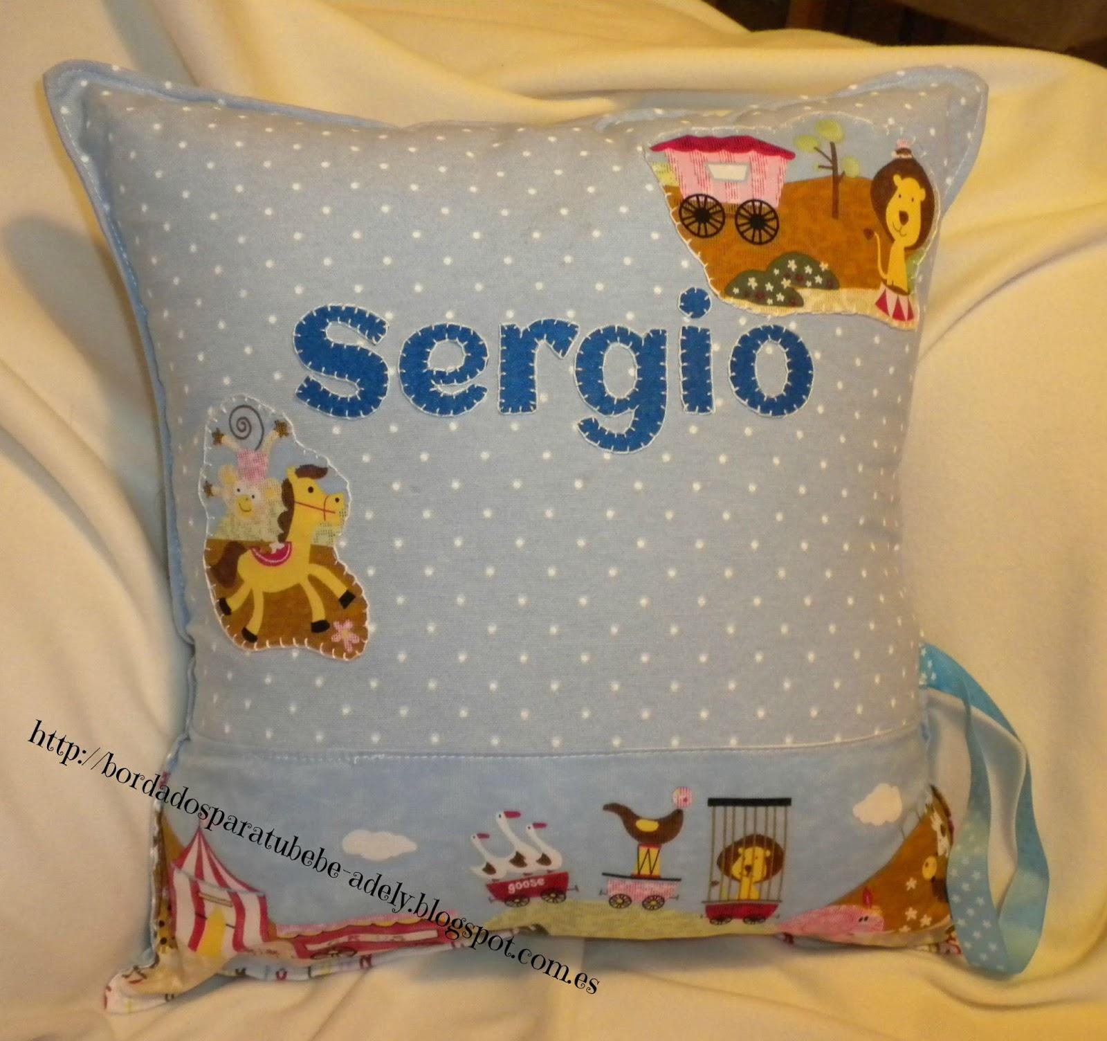 Regalos originales infantiles personalizados bordados for Bordados personalizados madrid