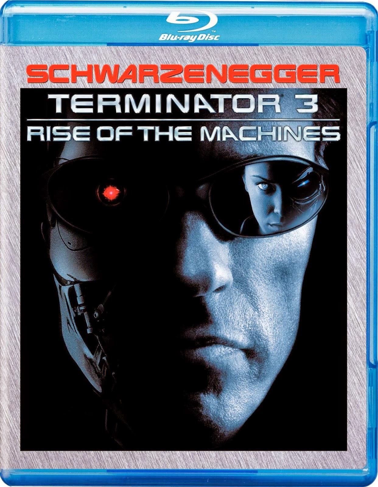 Terminator 3: Rise of the Machines ( 2003 )  คนเหล็ก 3 กำเนิดใหม่เครื่องจักรสังหาร