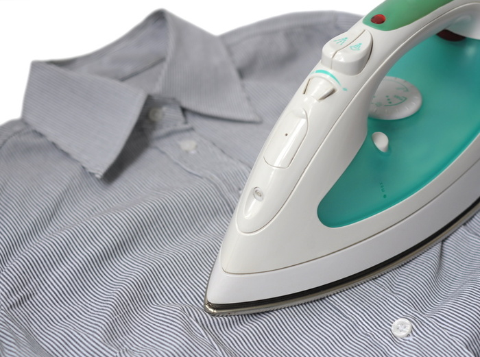 A year down the line (well 7 years now): Shirt ironing