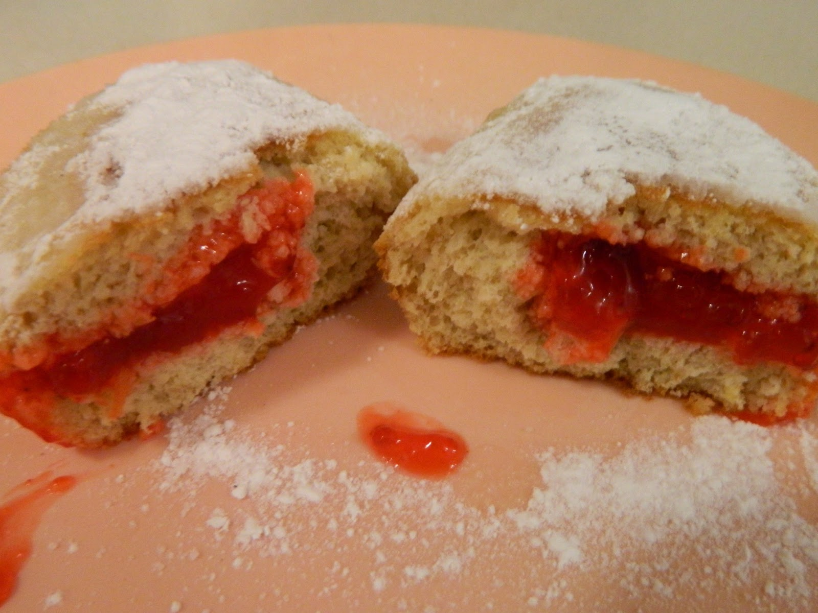 ... : JELLY-FILLED DONUTS, AND OTHER THINGS TO MAKE FROM A PANCAKE MIX