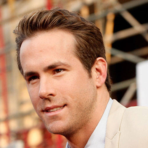 ryan reynolds hairstyle : Ryan Reynolds Hairstyle Men Hairstyles , Short, Long, Medium ...