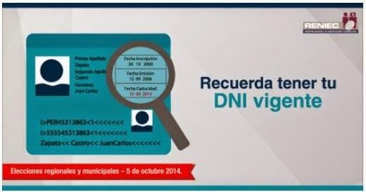 Dni renovar tu documento de identidad nacional para votar for Oficinas renovacion dni