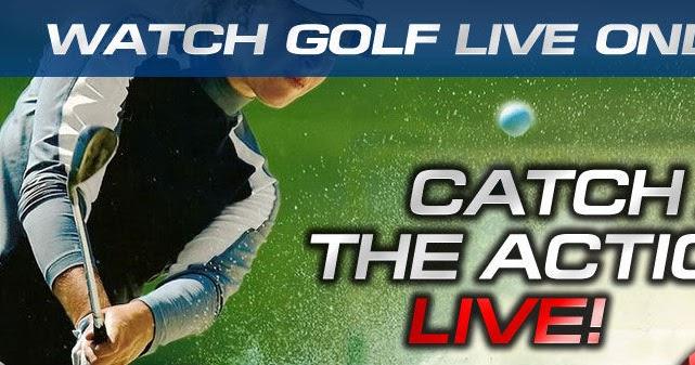 golf pga live