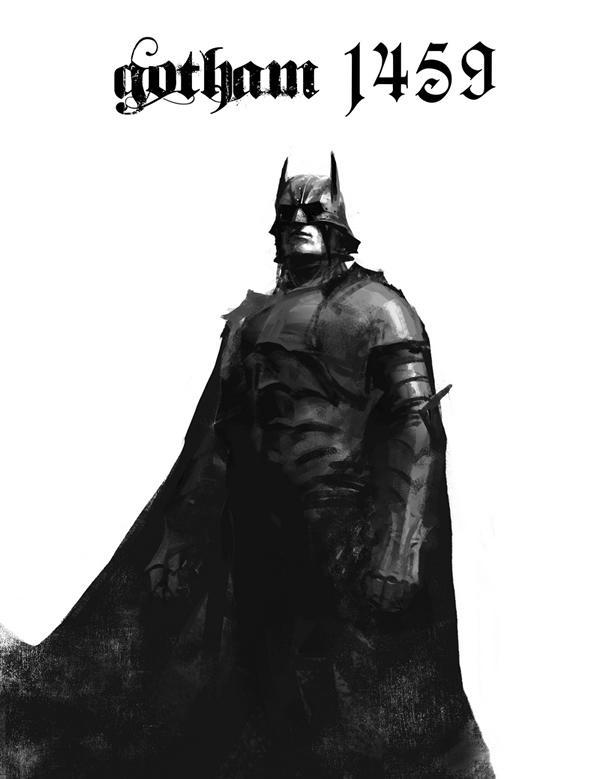 Batman - Gotham 1459
