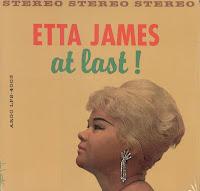 Etta James - At Last! (1961) (@320)