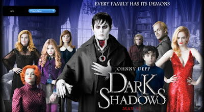 Dark Shadows movie trailer