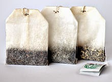 FACT: Tea bag was intended to be removed before tea brewing
