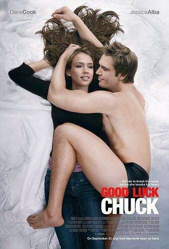 Good Luck Chuck (2007) Movies poster