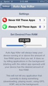 screenshot 2 Auto App Killer v3.0.3