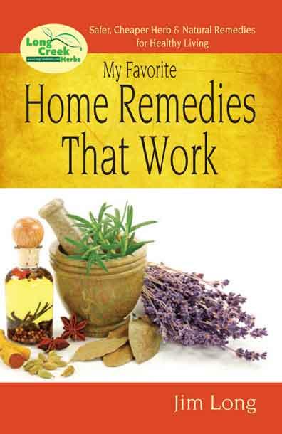 My Favorite Home Remedies