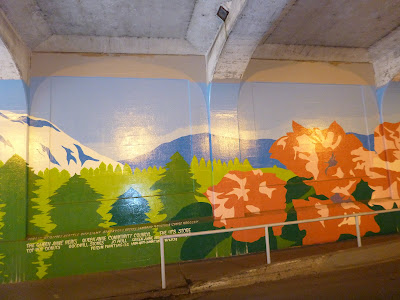 Dexter Way North Mural – Seattle
