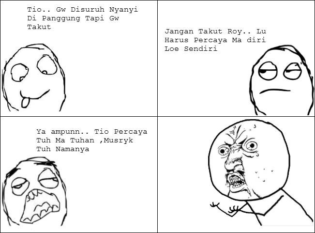 Foto Meme Comic Indonesia 4