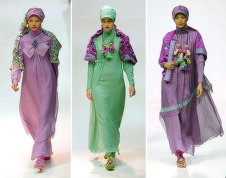 The Islamic Fashion Designers From Indonesia And Malaysia