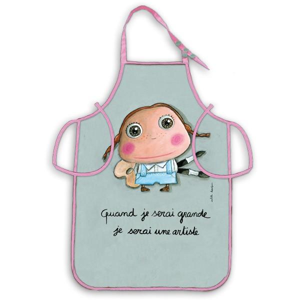 top produits bébé: la recette pour initier les gnomes à la cuisine - Tablier De Cuisine Rigolo Femme