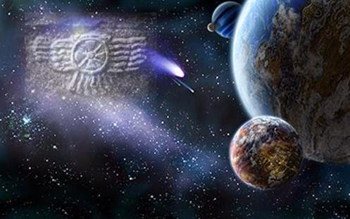 NIBIRU News ~ 9/22&23/2015 ~ SUN IN FRONT OF THE SUN! and MORE Planetx_nibiru