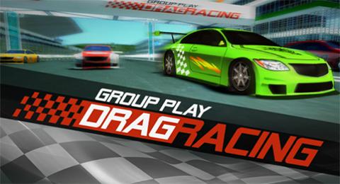juego Group Play Drag Racing Gameplay