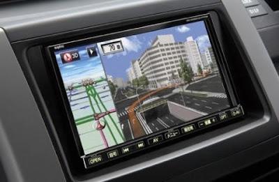 El uso del GPS en el coche