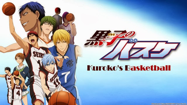 5 Alasan Untuk Menonton Anime Kuroko No Basket