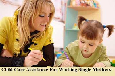 Child Care Assistance For Working Single Mothers