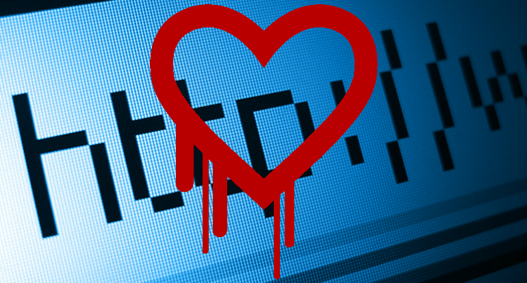 heartbleed over web address