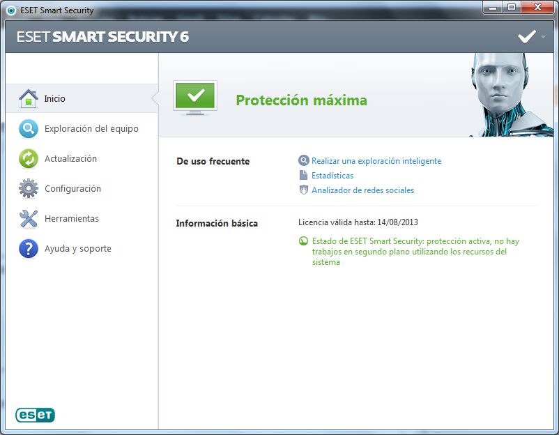 Gratis Llaves- Keys - Licencias NOD32 – ESET Smart Security 4-5-6