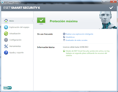 NOD32 Licencias Nod32 -ESET | Smart Security 5 - 6 Gratis | Facebook