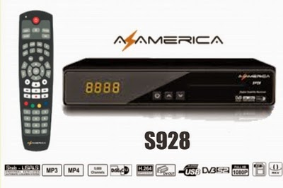 NOVA ATT  GLOBALSAT GS220 AZPLUS IBOX S1000 AZAMERICA S928 ALTERNATIVA SKS IKS /WIFI– 09.12.2014
