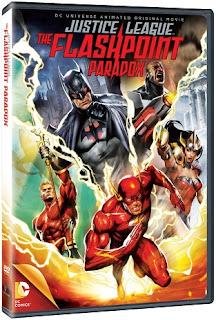 DC Comics Liga de Justicia Paradoja del Tiempo DVDRip
