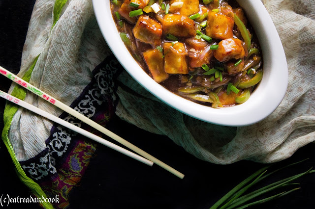 chilli paneer recipe for party menu